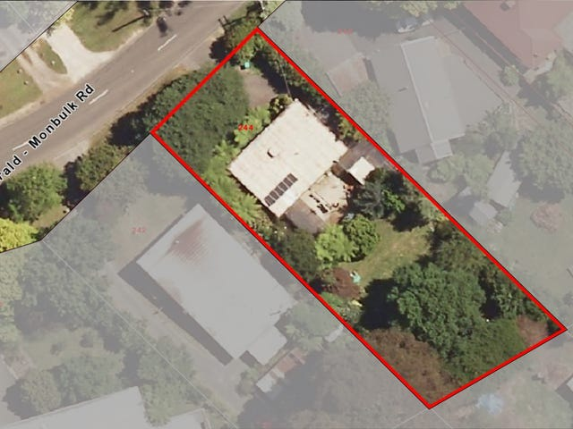 244 Emerald Monbulk Road, Monbulk, Vic 3793