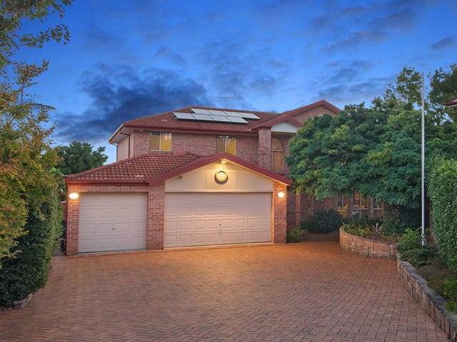 12 Fortune Grove, Kellyville, NSW 2155
