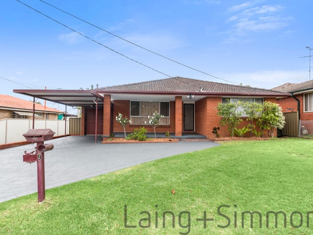 9 Farrell Road, Bass Hill, NSW 2197