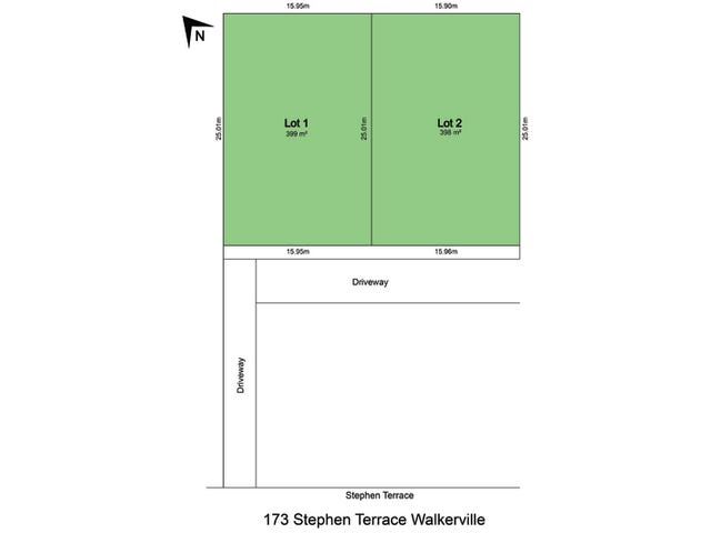 Lot 1 & 2, 173 Stephen Terrace, Walkerville, SA 5081