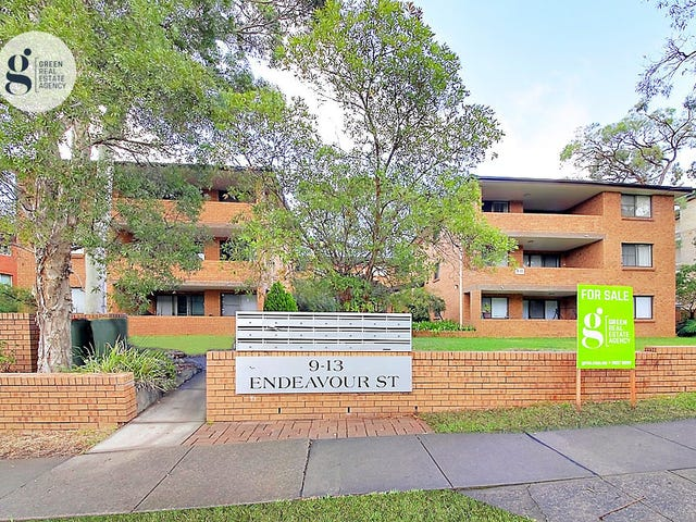 7/9-13 Endeavour Street, West Ryde, NSW 2114