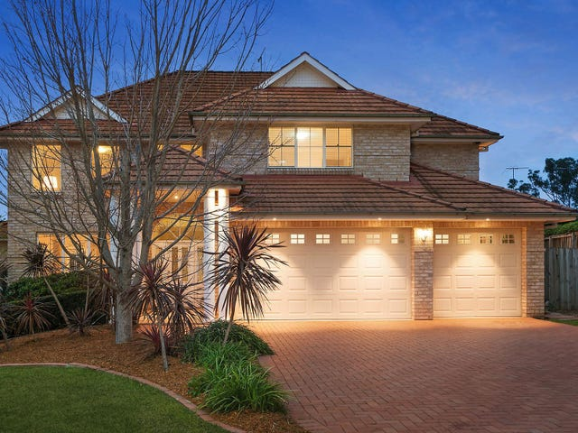 6 Northumberland Court, Castle Hill, NSW 2154