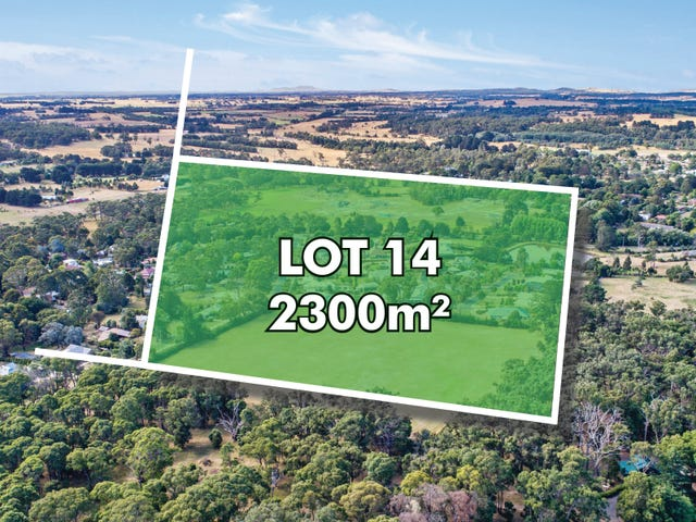 Lot 14, Woodland Views Estate, Woodend, Vic 3442