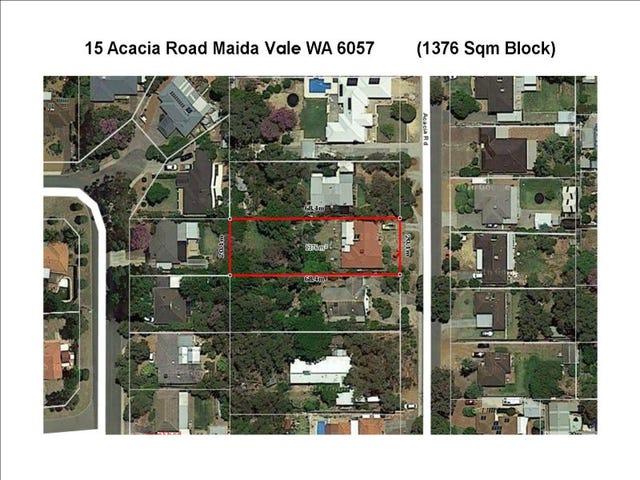 15 Acacia Road, Maida Vale, WA 6057