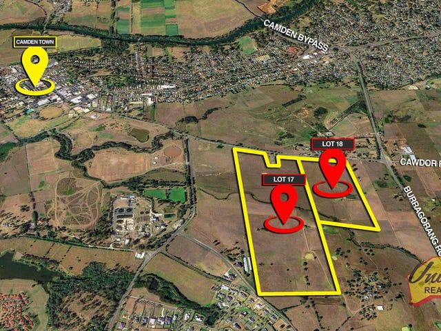 Lot 17, 148 & Lot 18, 186 Cawdor Road, Cawdor, NSW 2570