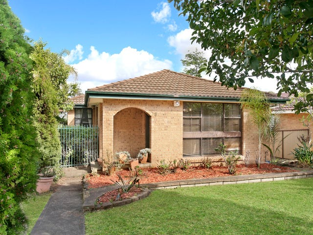 8 Tobruk Place, Bossley Park, NSW 2176