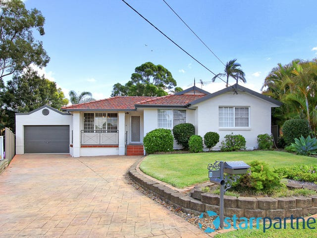 8 Wainwright Street, Guildford, NSW 2161