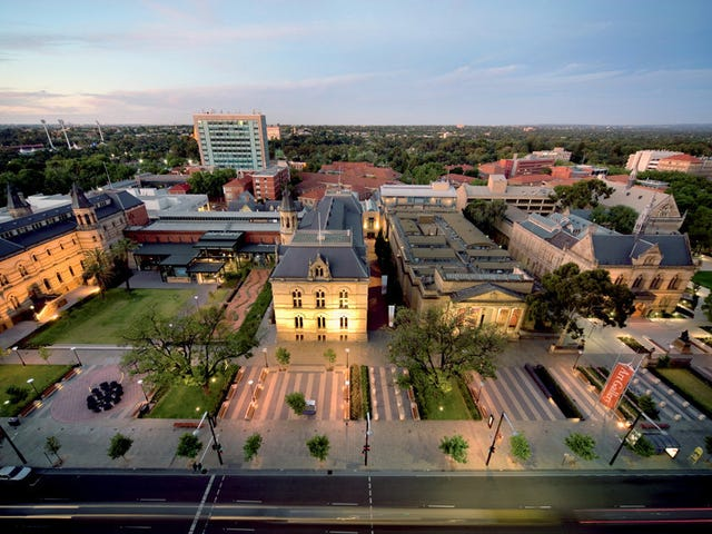 203 North Terrace, Adelaide, SA 5000