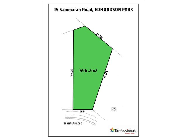 15 Sammarah Road, Edmondson Park, NSW 2174