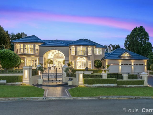 3 Governor Phillip Place, West Pennant Hills, NSW 2125