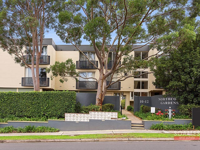 33/10-12 Northcote Road, Hornsby, NSW 2077
