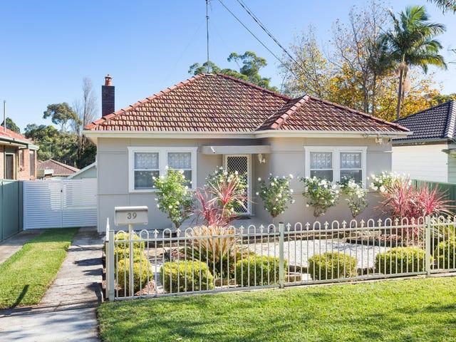 39 Auburn Street, Sutherland, NSW 2232