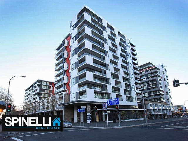 A505/31 Crown Street, Wollongong, NSW 2500