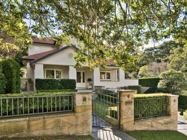 44 Burrawong Avenue, Mosman, NSW 2088
