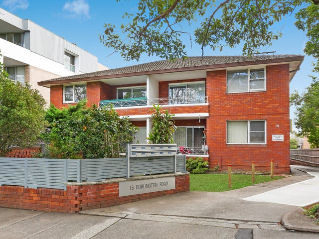 5/15 Burlington Road, Homebush, NSW 2140