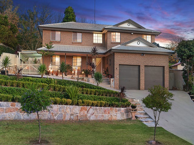 4 Braekell Place, Kellyville, NSW 2155