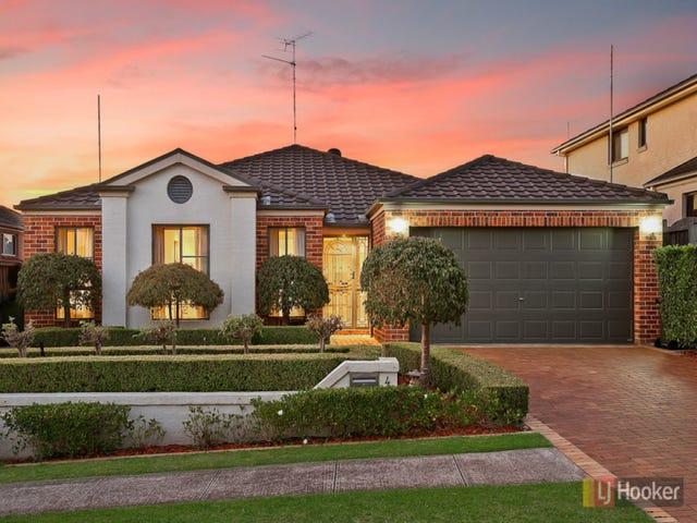 4 Drysdale Circuit, Beaumont Hills, NSW 2155
