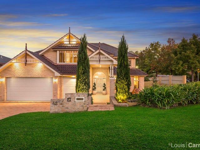 42 White Cedar Drive, Castle Hill, NSW 2154