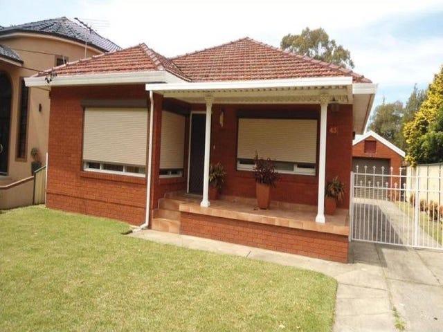 43 Clarke Street, Bass Hill, NSW 2197