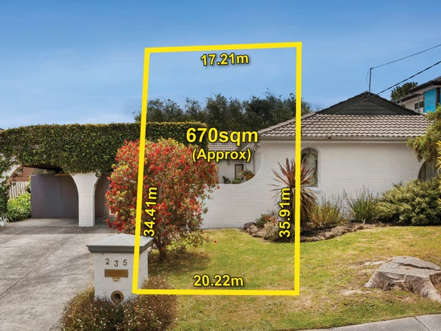 235 Hawthorn Road, Vermont South, Vic 3133