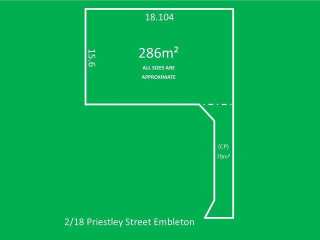 2/18 Priestley Street, Embleton, WA 6062
