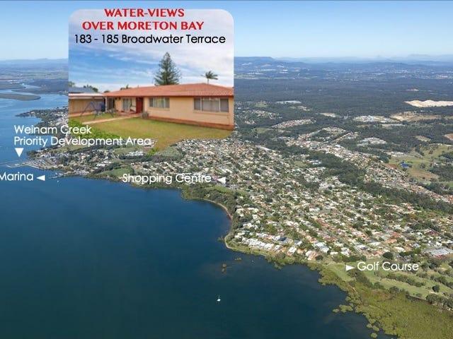 183 -185 Broadwater Terrace, Redland Bay, Qld 4165