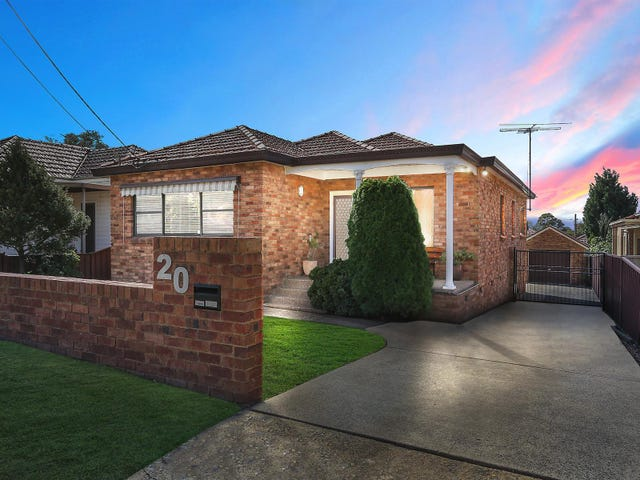 20 Mountview Avenue, Beverly Hills, NSW 2209