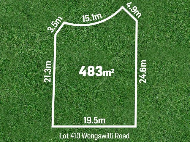 Lot 410 Wongawilli Road, Wongawilli, NSW 2530