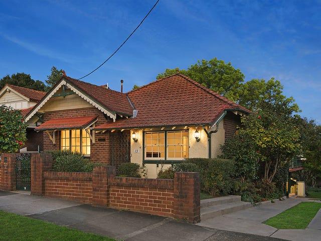 13 Tillock Street, Haberfield, NSW 2045