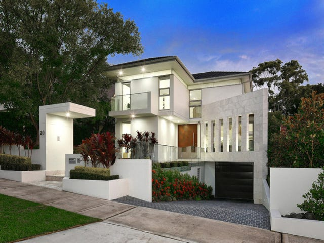 20 Llandilo Avenue, Strathfield, NSW 2135
