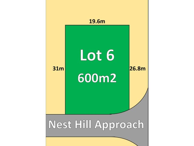 Lot 6 Nest Hill Approach, Kellyville, NSW 2155