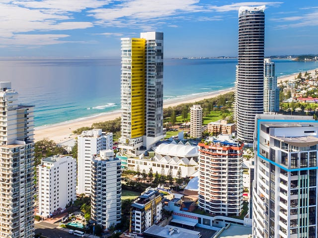 2501 ''The Aria Penthouse'' 17 Albert Avenue, Broadbeach, Qld 4218