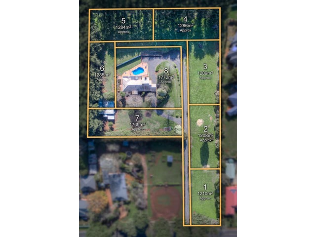 Lot 8 142 Barry Street, Romsey, Vic 3434