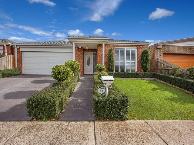 13 DELEGATE WAY, Whittlesea, Vic 3757