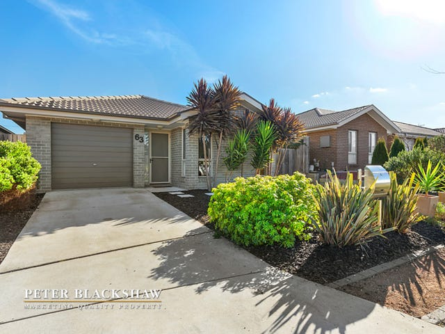 63 Wunderly Circuit, MacGregor, ACT 2615