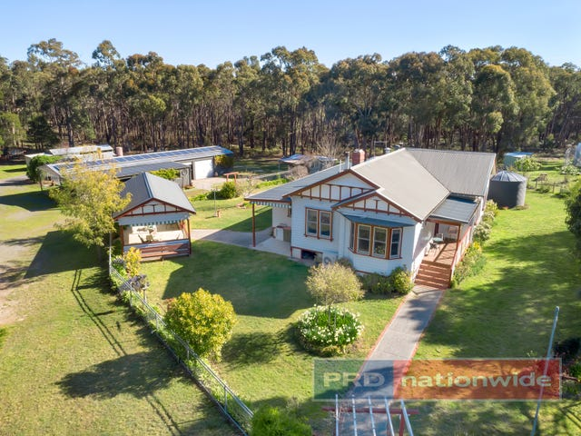 665 Smythesdale-Snake Valley Road, Hillcrest, Vic 3351