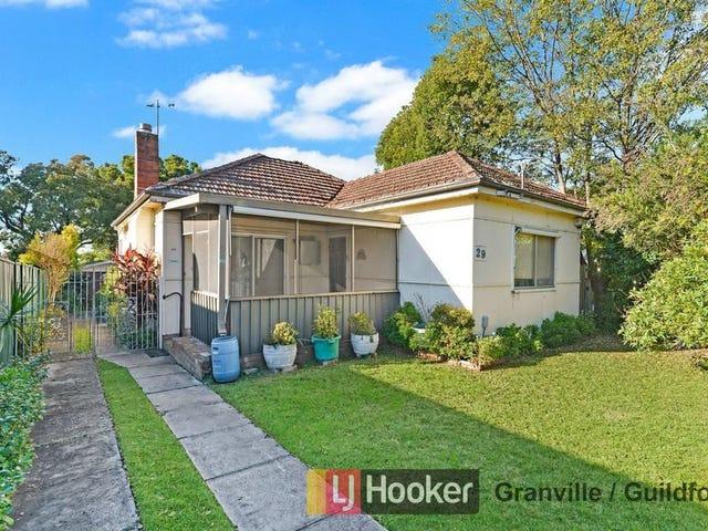 29 Pegler Avenue, Granville, NSW 2142