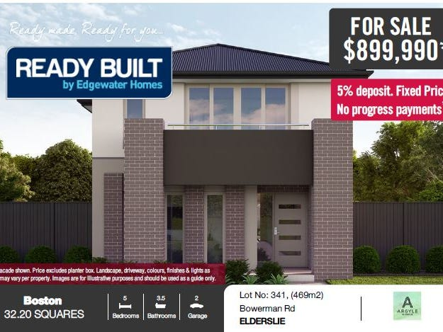 Lot 341  Bowerman Road, Elderslie, NSW 2335