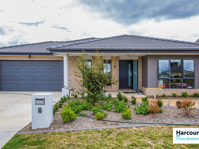 9 Ridings Road, Googong, NSW 2620