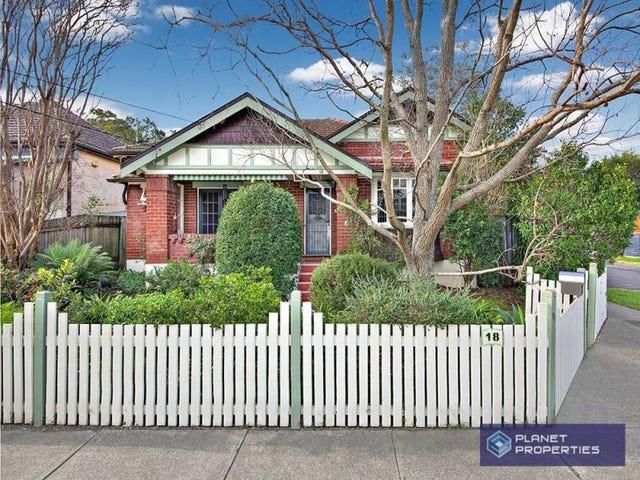18  Bold Street, Burwood, NSW 2134