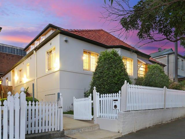 42 Roseberry Street, Balmain, NSW 2041