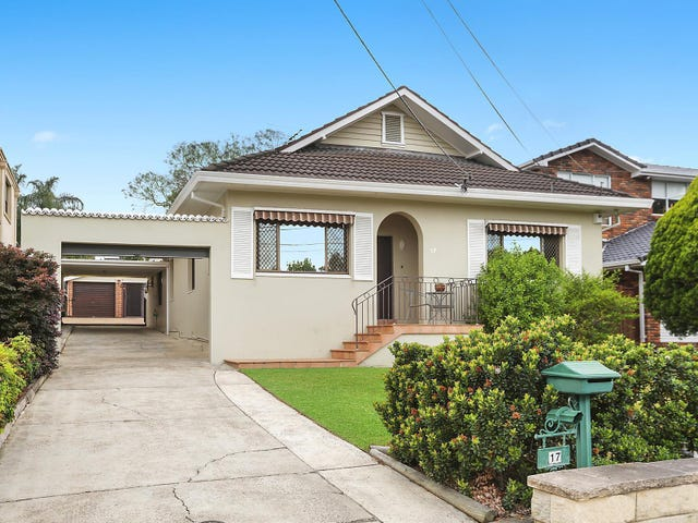 17 Turner Avenue, Concord, NSW 2137