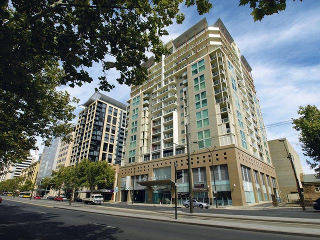 1707/96 North Terrace, Adelaide, SA 5000