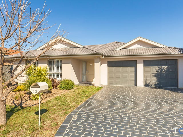 43 Shrivell Circuit, Dunlop, ACT 2615