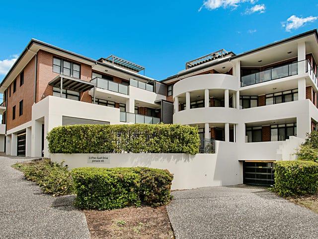 107/2-4 Parc Guell Drive Park Central, Campbelltown, NSW 2560