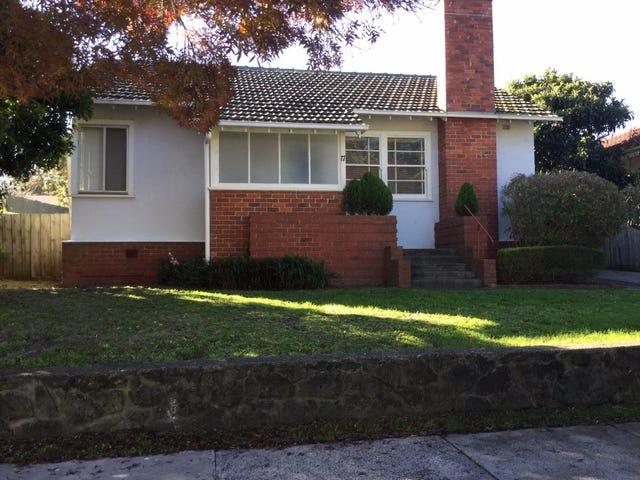 17  Sunderland Avenue, Ashburton, Vic 3147