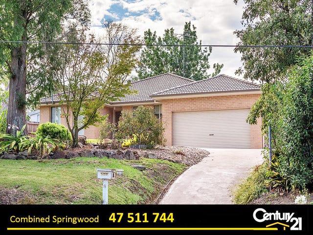 8 Springwood Ave, Springwood, NSW 2777