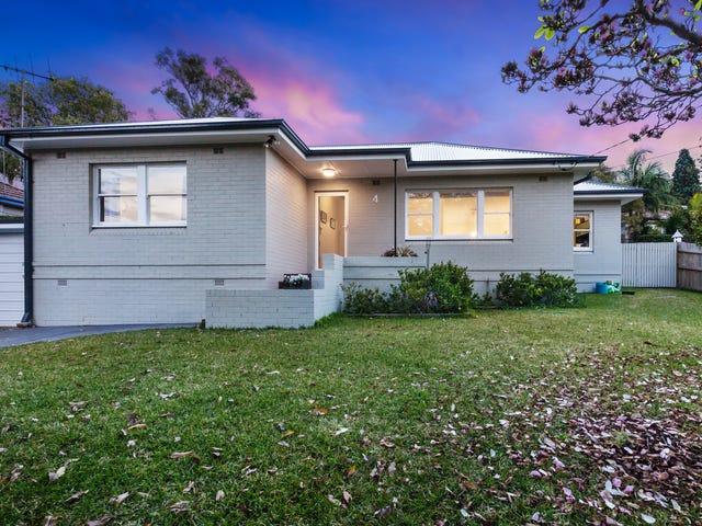 4 Hewitt Avenue, Wahroonga, NSW 2076