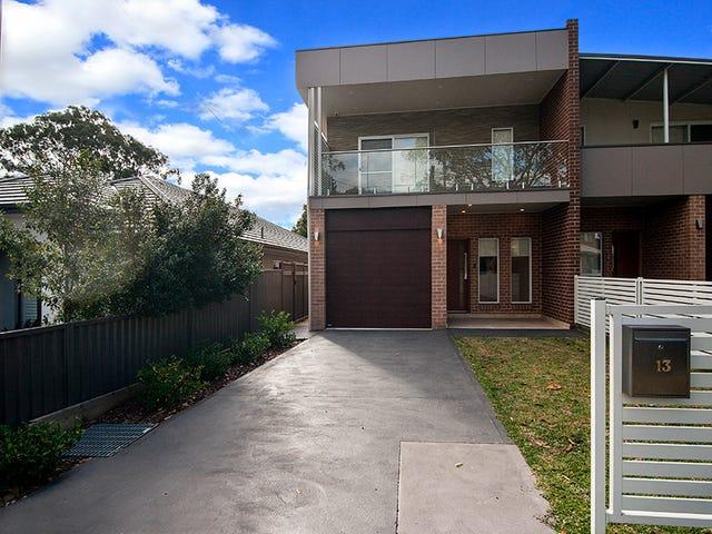 13 Cheatle Street, East Hills, NSW 2213