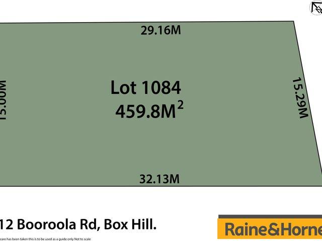 12 Booroola Road, Box Hill, NSW 2765